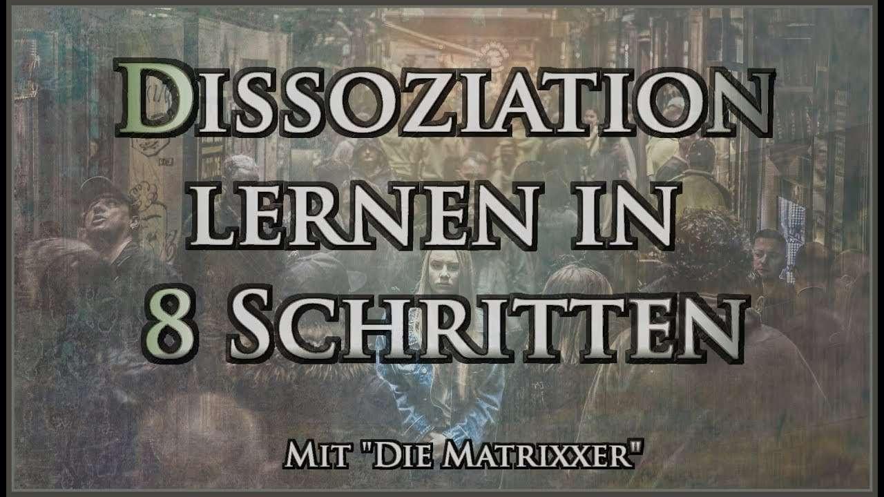 Dissoziation 8 Schritte