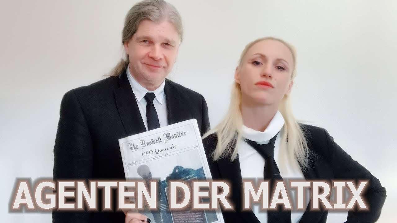 Matrix Agenten, Men in Black