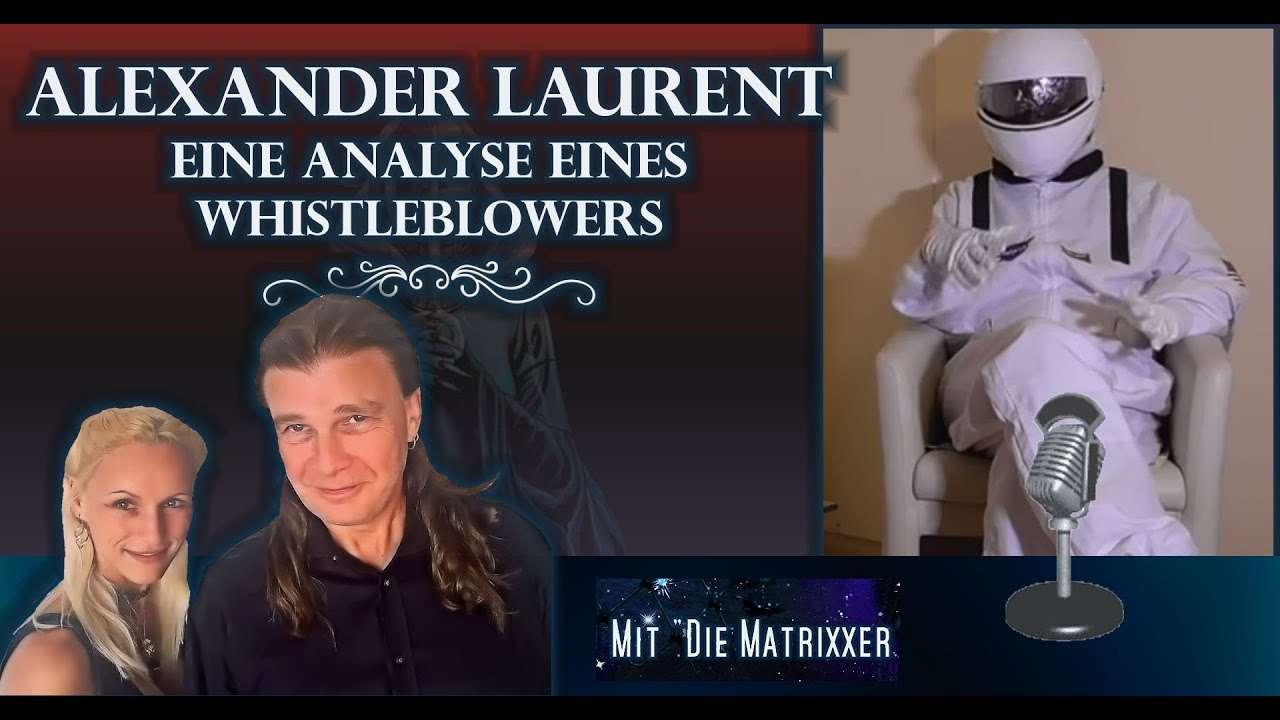 Alexander Laurent Whistleblower