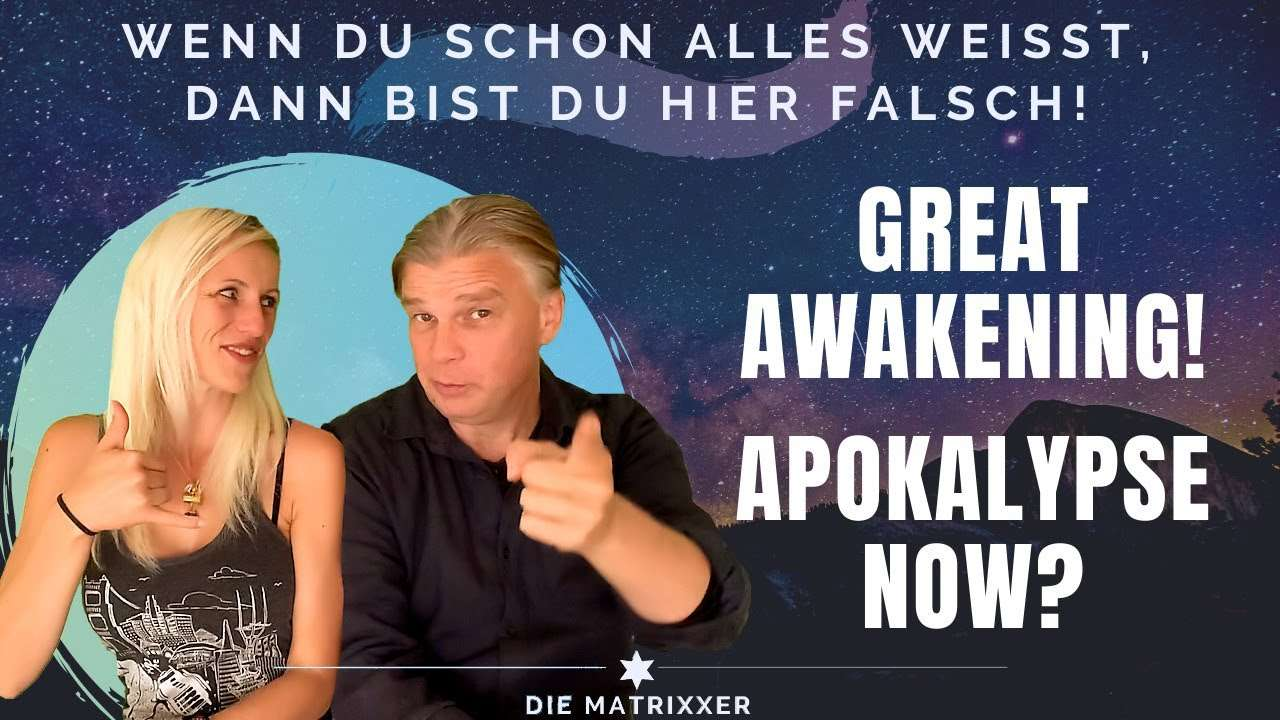 Spirituelles Erwachen - great awakening - global awakening