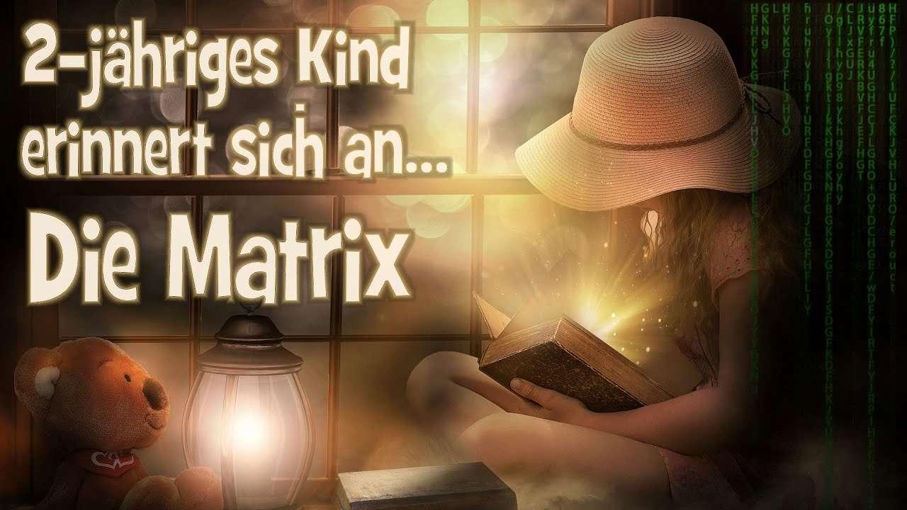 Kind erinnert Matrix