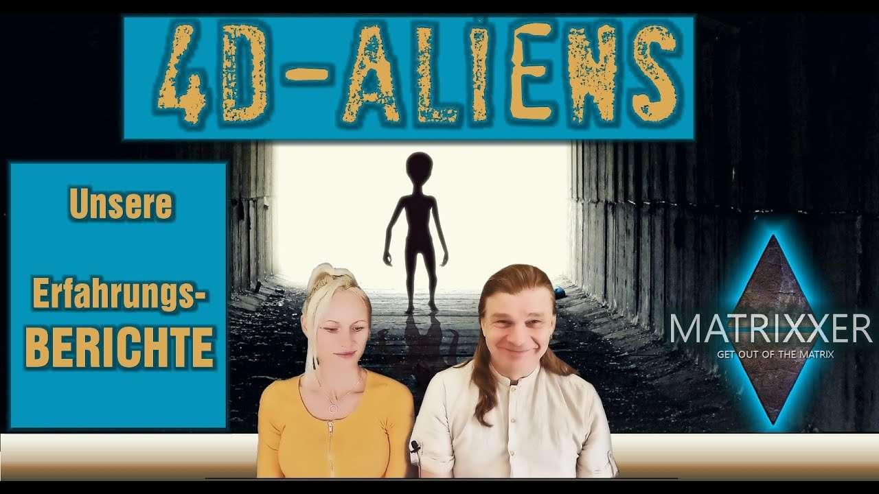 Greys 4D Aliens