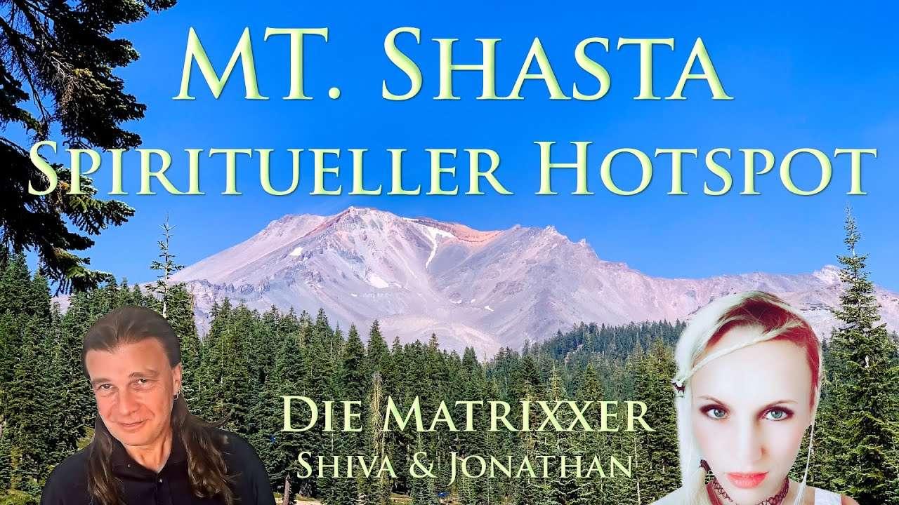 Mount Shasta Innere Erde